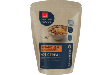 Pams Functional Metabolism Hot Cereal 400g*