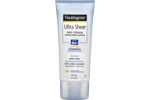 Neutrogena Ultra Sheer Dry Touch Sunscreen Lotion 85ml - SPF 50+