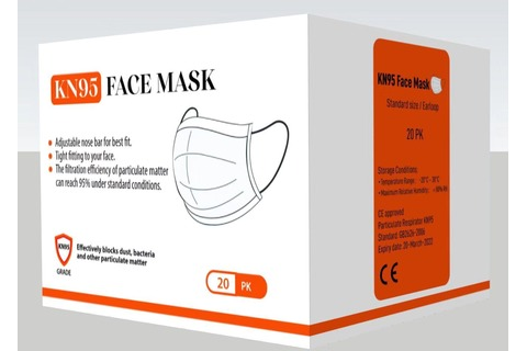 Face Mask - KN95