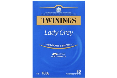 Twinings Lady Grey Teabags (50)
