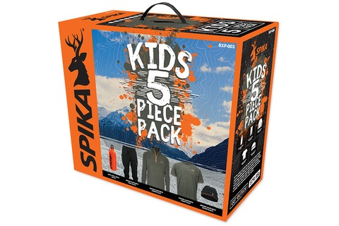 Spika 5 piece Pack - Kids