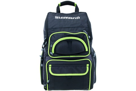 Shimano Luggage XL Tackle Backpack LUG1806