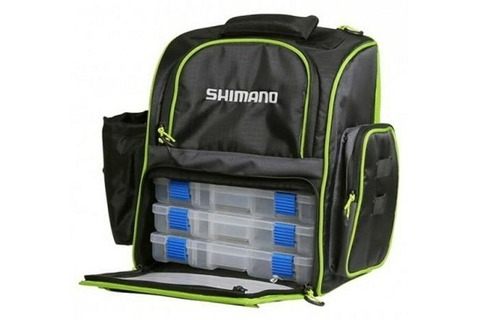 Shimano Luggage Small Backpack & Tackle Box LUG1802