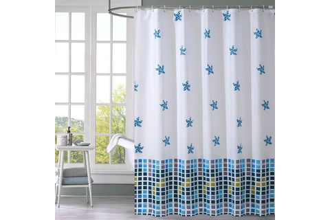 Shower Curtain - Starfish