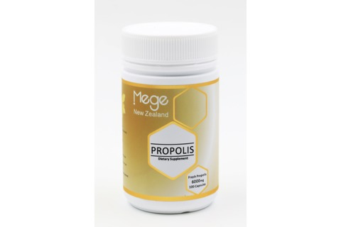 Mege Health Propolis Dietary Supplement 6000mg (100)