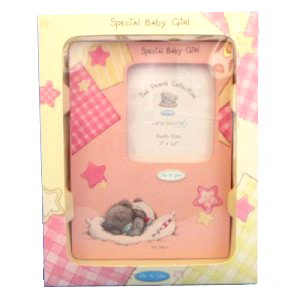 Me to You Special Baby Girl Photo Frame