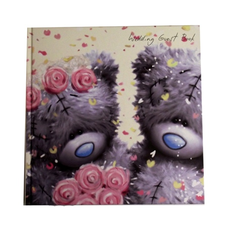Me to you - Wedding Guest Book