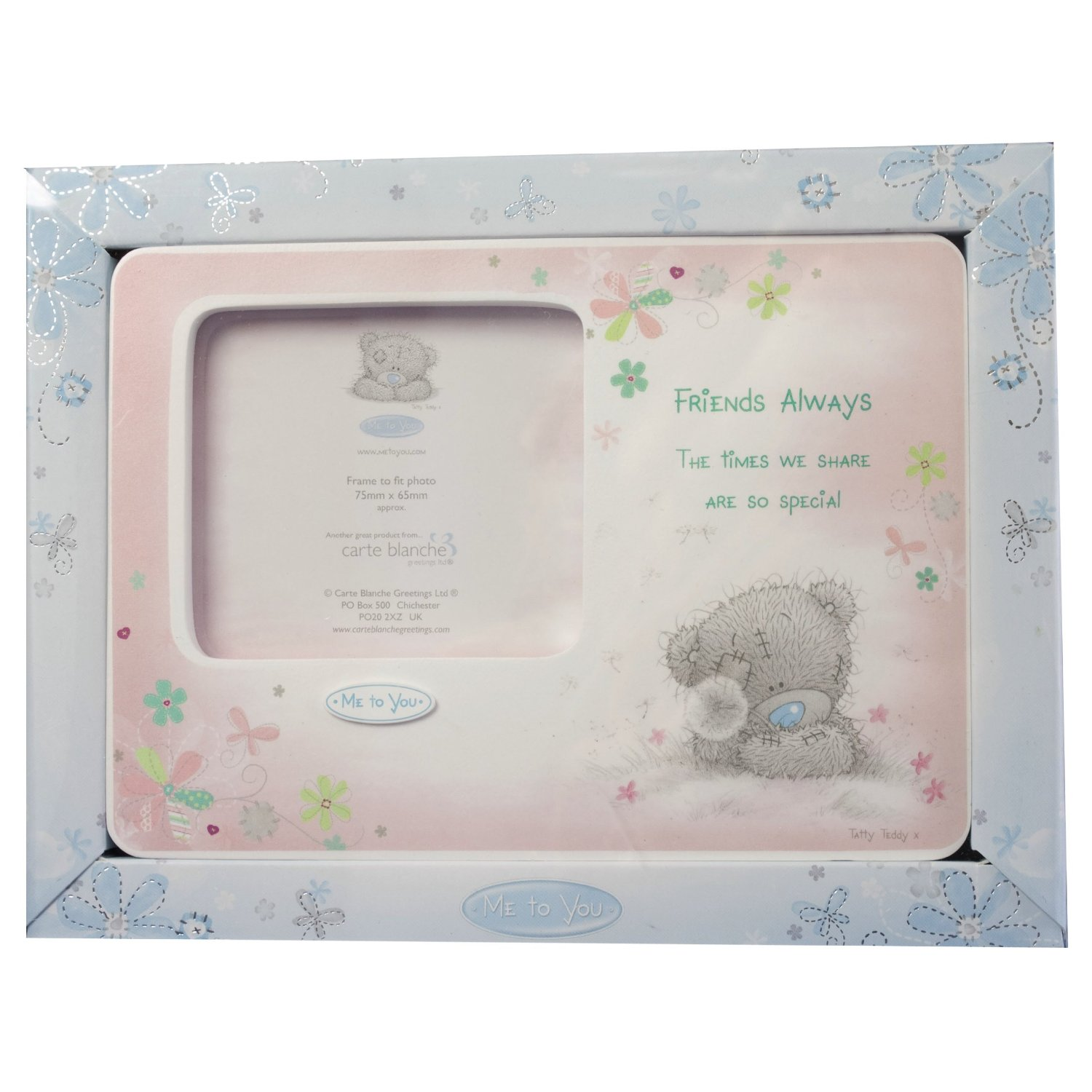Me to You Tatty Teddy Friends Always Photo Frame