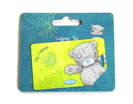 Me to You Tatty Teddy Luggage Tag