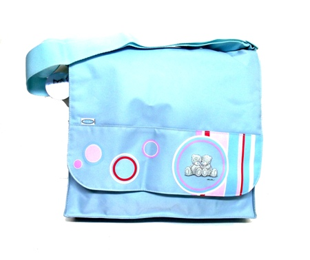 Me to You Tatty Teddy School Bag - Pale Blue