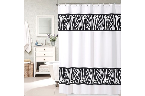 Shower Curtain - ZULU