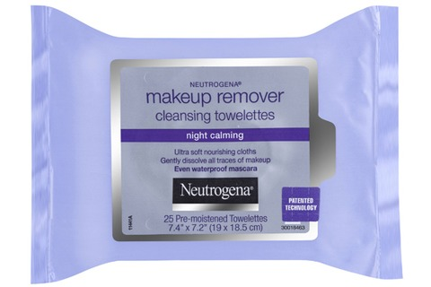 Neutrogena Make Up Remover Wipes 25pk