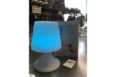 Lamp - Bluetooth LED Waterproof
