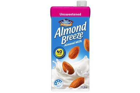 Almond Breeze Almond Milk 1L