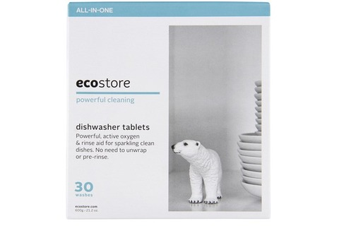 Ecostore Dishwasher Tablets 30pk