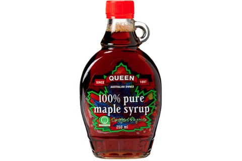 Queen 100% Pure Canadian Maple Syrup 250ml