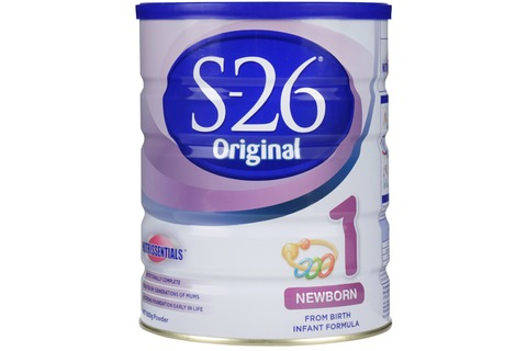 S26 Stage 1 Starter From Birth Infant Formula 900g