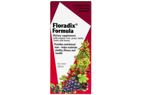 Floradix Formula Tonic Dietary Supplement