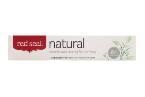 Red Seal Toothpaste - Natural 100g