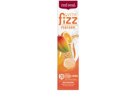 Red Seal Vita Fizz Effervescent Tablets