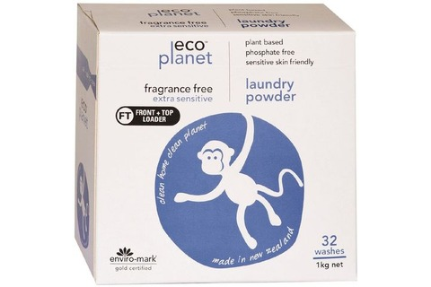 Eco Planet Laundry Powder 1kg*