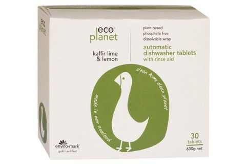 Eco Planet Auto Dishwasher Tablets 30s