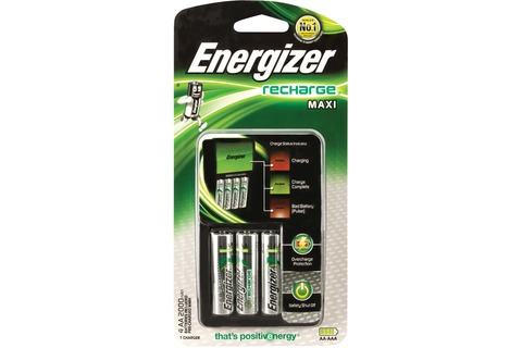 Energizer Maxi Battery Charger