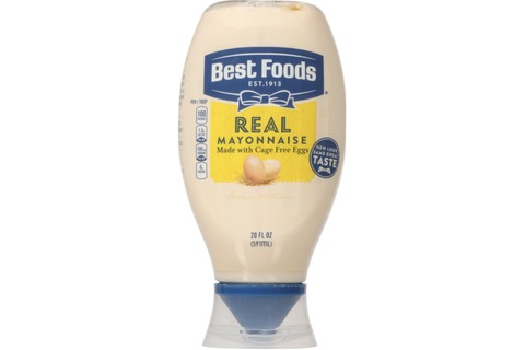 Best Foods Real Mayonnaise Squeeze Bottle 591ml