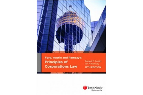 Principles of Corporations Law - 17th edition