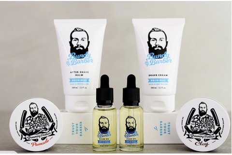 Bundy the Barber Beard & Shaving Products