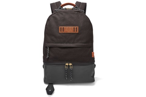 Fossil Summit Backpack - Black